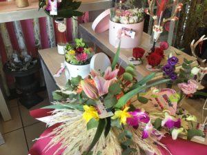 Bouquet pampa